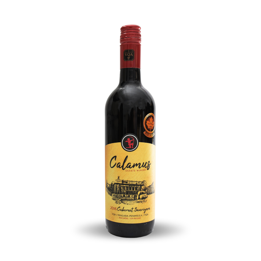 Calamus Estate Winery 2016 Cabernet Sauvignon