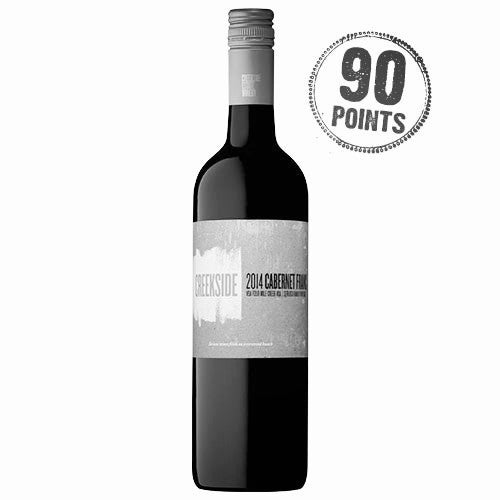 Creekside Estate Winery 2014 Cabernet Franc