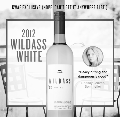 Stratus 2012 Wildass White