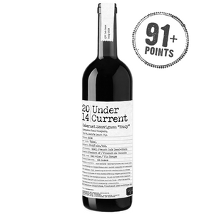 Creekside Estate Winery Undercurrent 2014 Cabernet Sauvignon