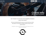 Crank Info Annual Subscription