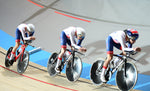 Track InfoCrank® 144BCD ISIS on Team GB Cycling Bikes