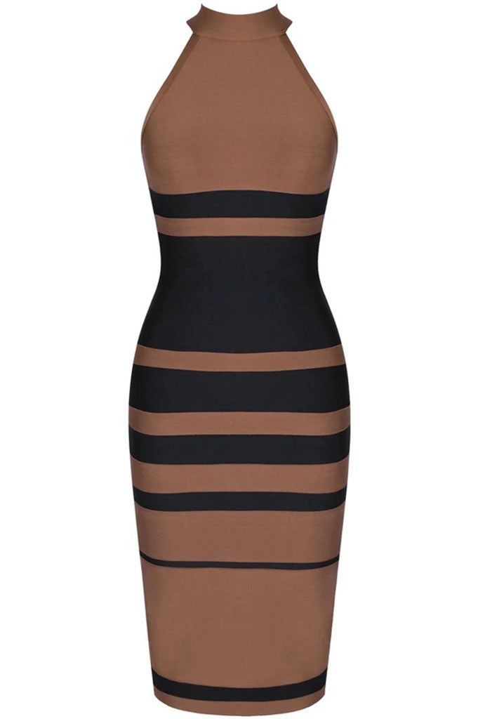 Dubai Bandage Dress