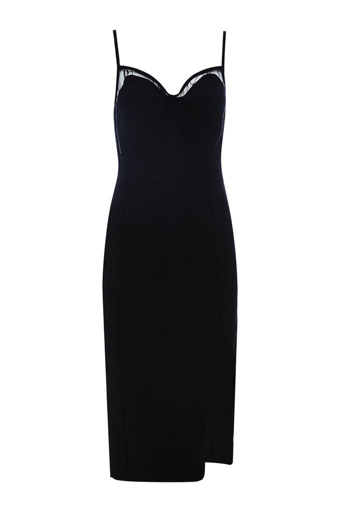 Shea Bandage Dress -Black