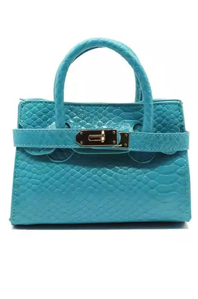 90210 Mini Bag - Teal