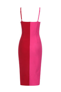Darla Bandage Dress
