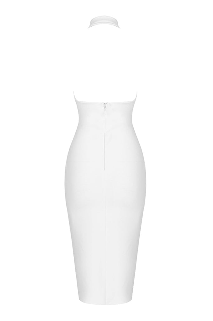 Blair Midi Dress | White