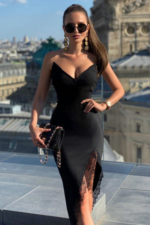 Janina Bandage Dress