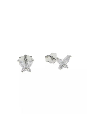 Butterfly Studs - Multi-Color