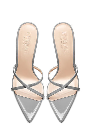 Donatella Mule - Grey