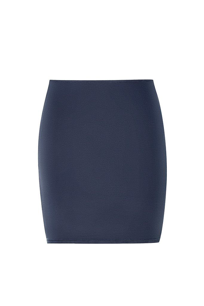 XIV Mini Skirt - Blue