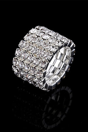 B22 Crystal Ring