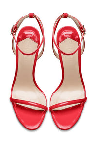 The Necessary Sandal - Red