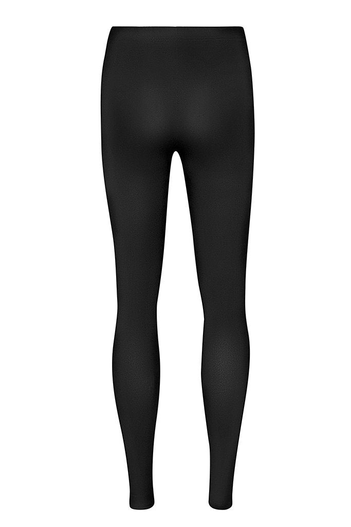 Curvas High Waisted Legging - Black