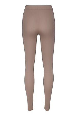 Contour High Waisted Legging - Taupe