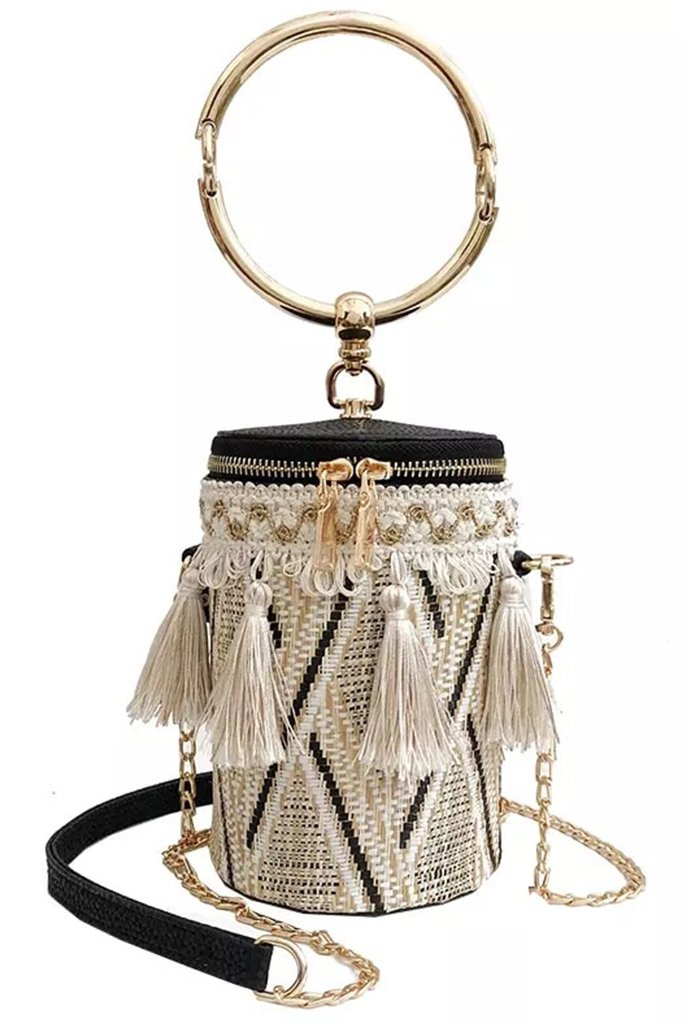 Marrakesh Bag - Ivory