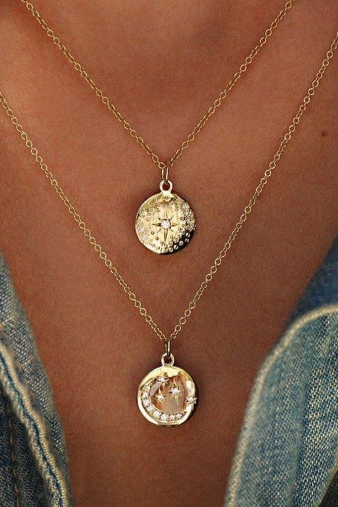 Stary Night Necklace