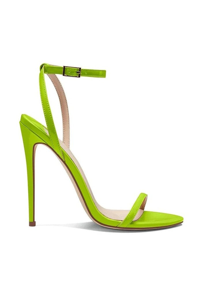 The Necessary Sandal - Lime