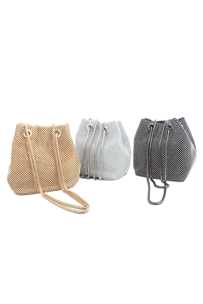 Diamante Bag - 3 Colors