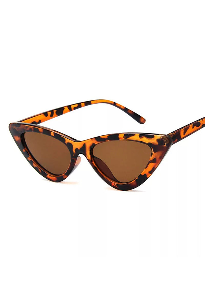 Catty Sunglasses - Turtle