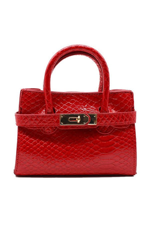 90210 Mini Bag - Red