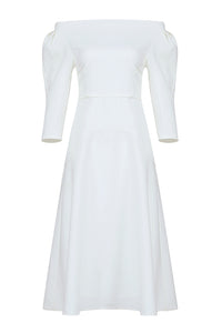BH6276 Dress-White
