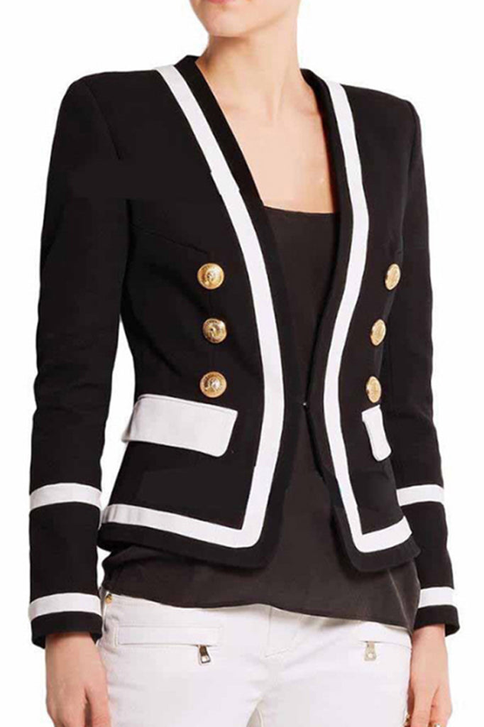 Alexandria Jacket | Black