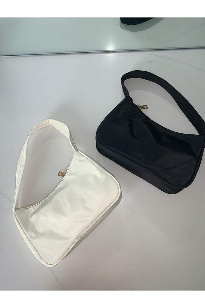 Re-Edit Bag Black or Creme