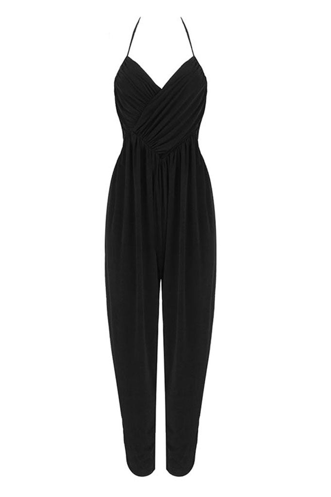 Lucille Jumpsuit | Black