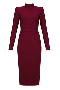 Naomi Bandage Dress | Mulberry