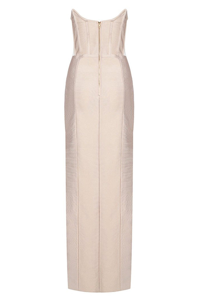 Beisy Maxi Bandage Dress