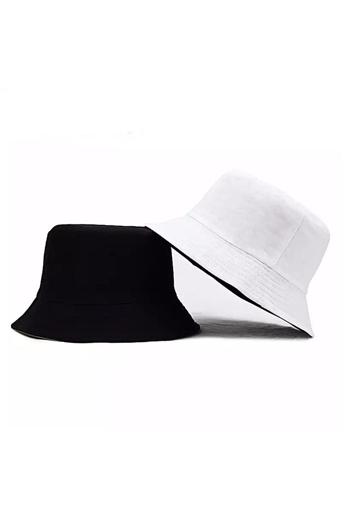 In the Bucket Hat - White