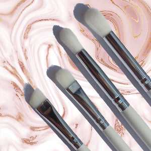 Brow/liner brush
