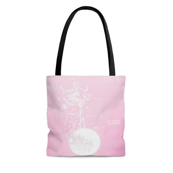 State of Mind ~ AOP Tote Bag