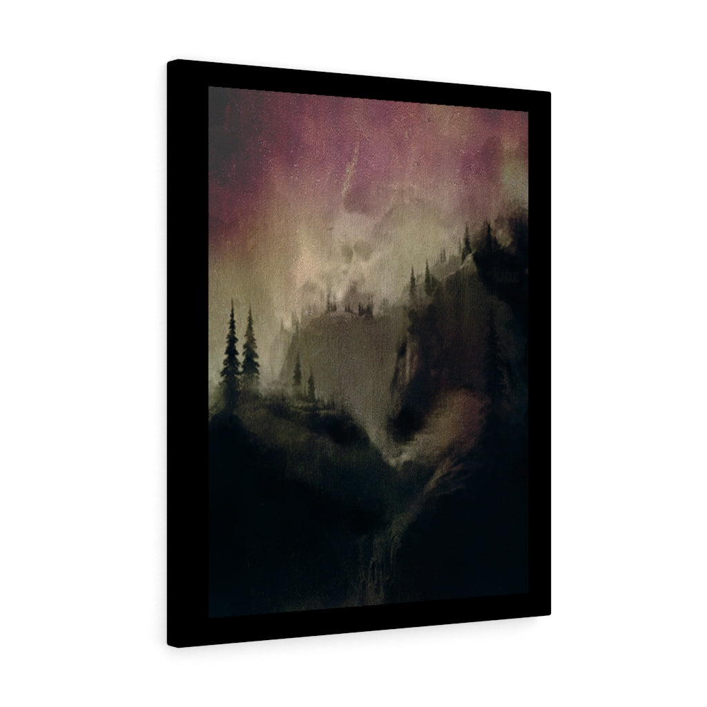 The Waterfall Dreamscape ~ Canvas Gallery Wraps