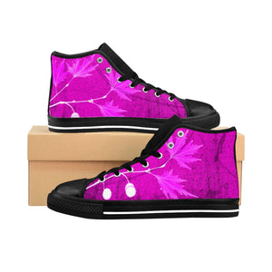 PiNK FALL ~ High-top Sneakers