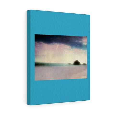 SEASCAPE ☆ Blue Canvas
