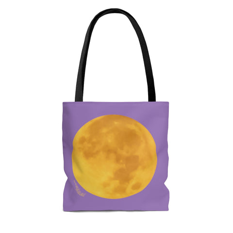 Full Moon ~ AOP Tote Bag