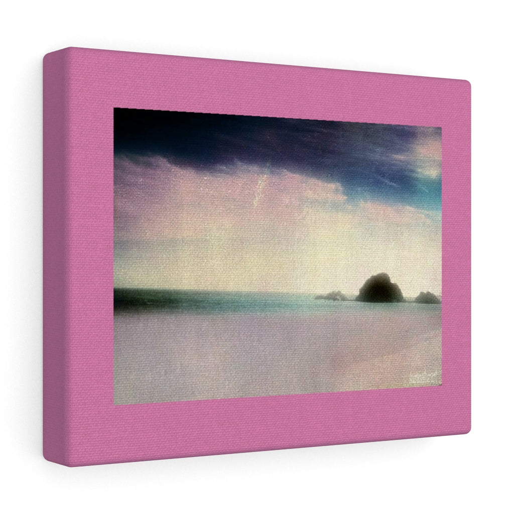 SEASCAPE ☆ Pink Canvas