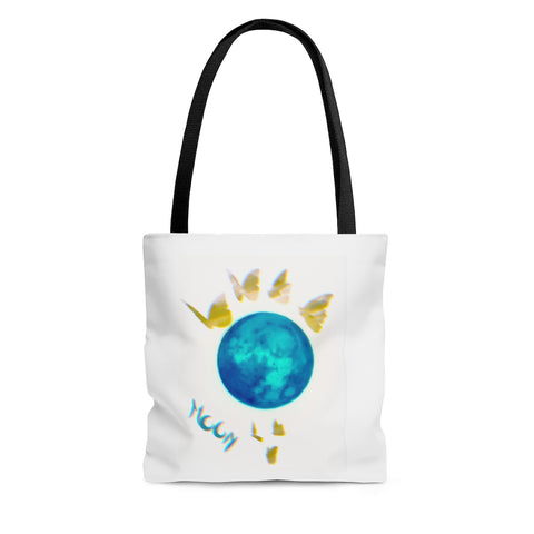 NEW MOON ~ AOP Tote Bag