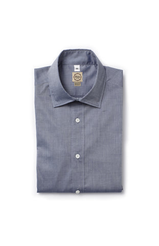 Shark Blue Button Down Shirt