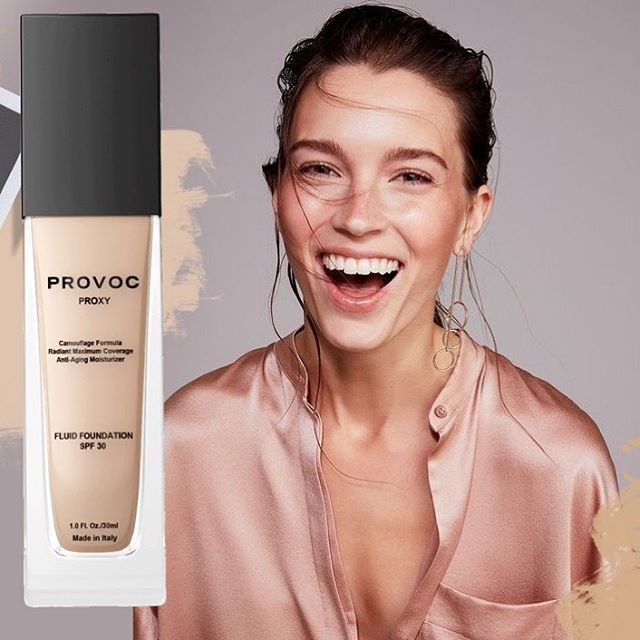 Proxy Foundation Testers | Longwear Liquid Foundation