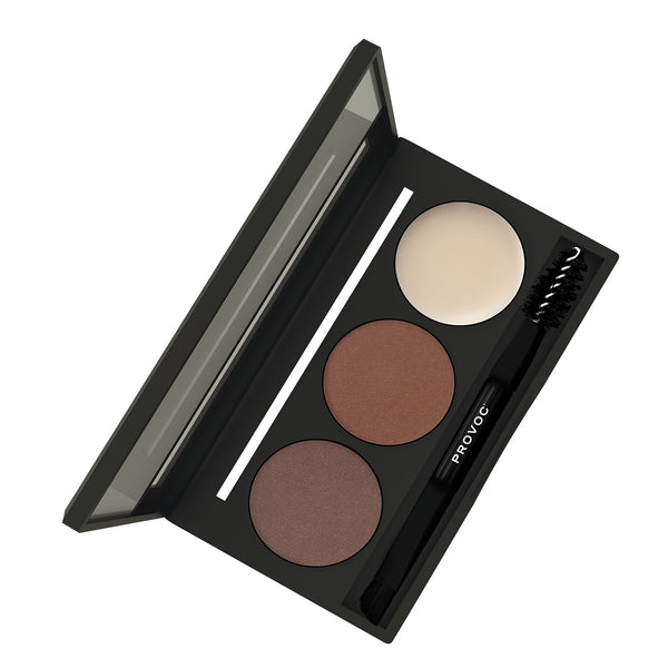 TRUE BROWN | EYEBROWNS BROW PALETTE