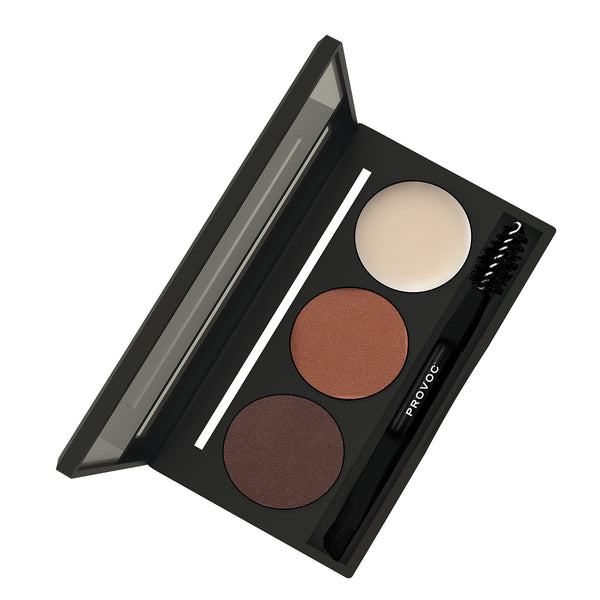 WARM BROWN | EYEBROWNS BROW PALETTE