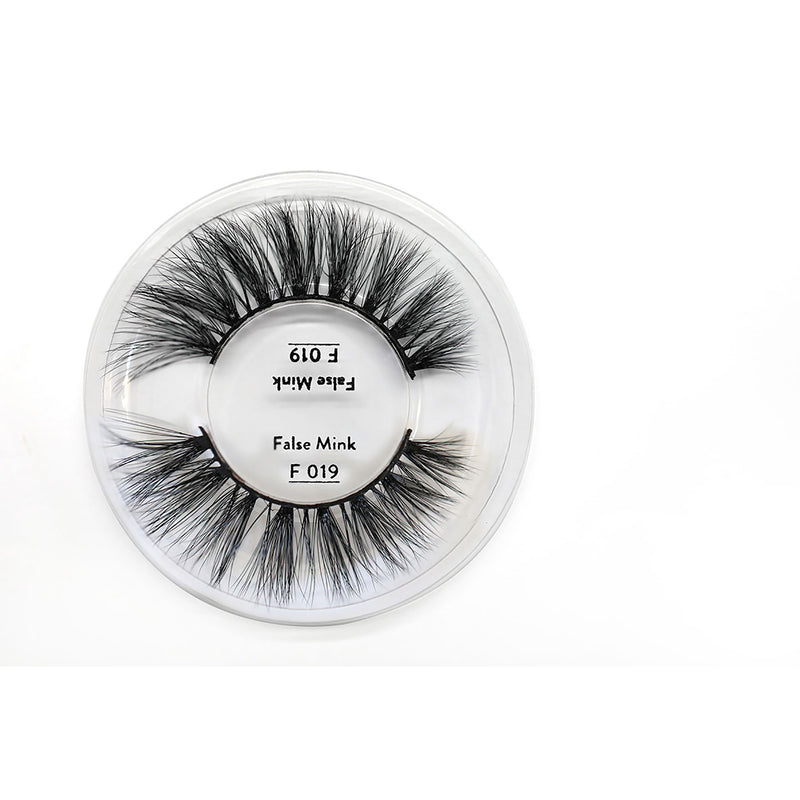 F019 | MINK LASHES