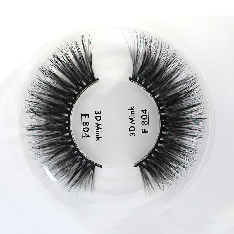F804 3D | MINK LASHES
