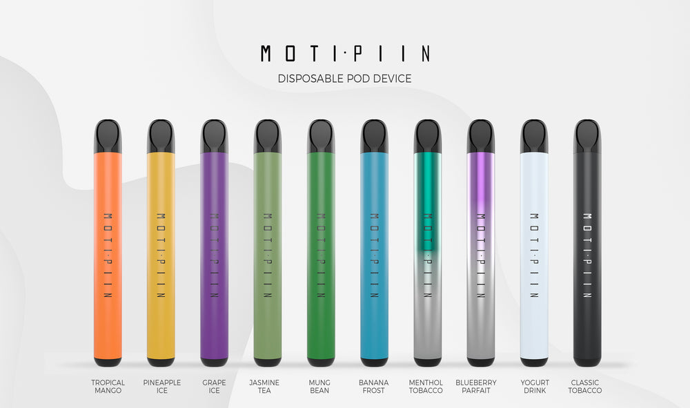 MOTI PIIN Disposable Pod Kit
