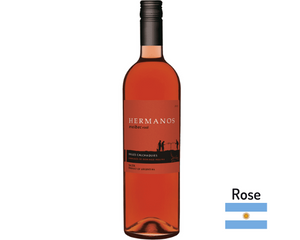 Domingo Hermanos Malbec Rose, Salta. 2016 - Chango Empanadas