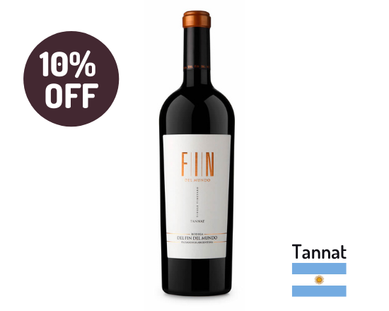 Fin del Mundo Single Vineyard Tannat 2013 - Chango Empanadas