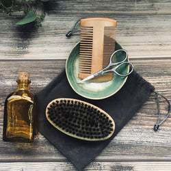 Men's Collection ~ Beard Care Set